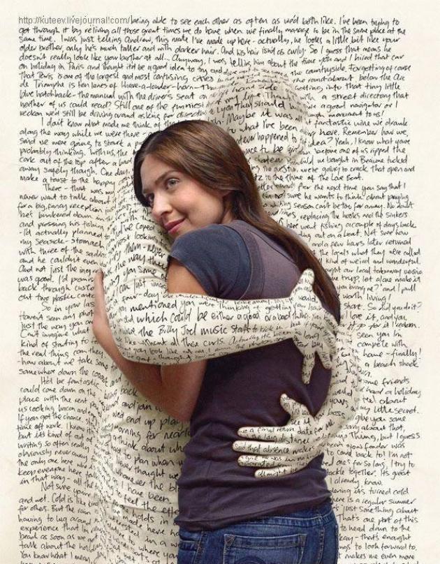 من و عشقم و آغوشش