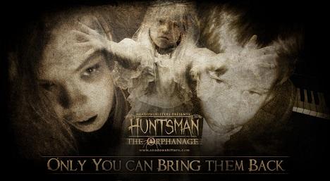 دانلود کرک بازی Huntsman The Orphanage