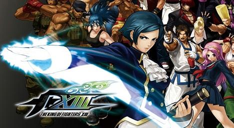 دانلود ترینر بازی King of Fighters XIII