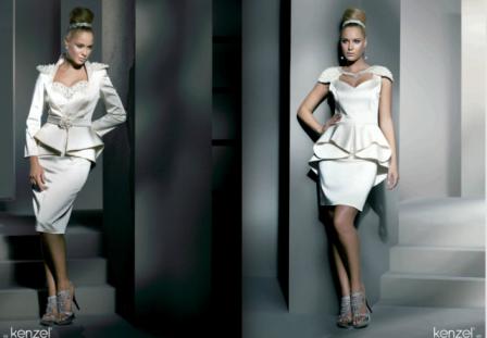 آموزش یقه خرگوشی هگمتان - قسمت اول - مدل هاي جديد سال 2013 - سايت kenzel ...