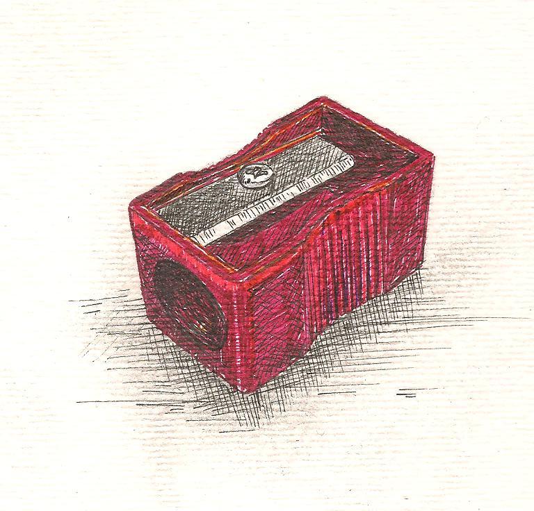 مداد تراشهای قدیمی-لوازم التحریر قدیمی