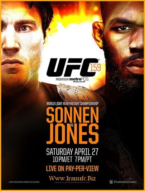 دانلود یو اف سی 159 | UFC.159.Jones.vs.Sonnen