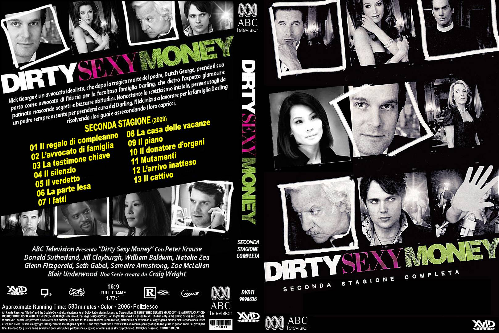 سریال Dirty Sexy Money.