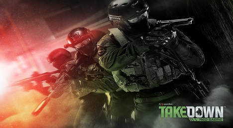 دانلود کرک بازی Takedown Red Sabre