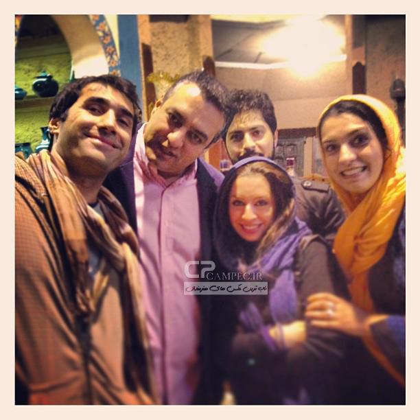 الیکا عبدالرزاقی،ماندانا سوری،هادی کاظمی