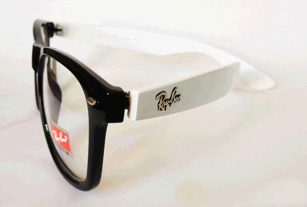 خرید عینک ریبن شیشه شفاف رنگی