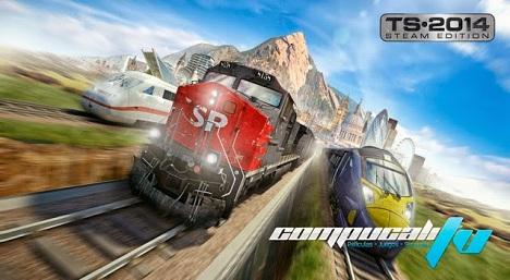 دانلود کرک بازی Train Simulator 2014 Steam Edition