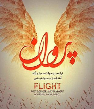آهنگ جدید میثم آزاد به نام پرواز