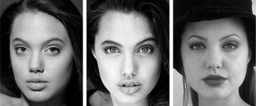 عکس های جالب آنجلینا جولی از جوانی تا کنون