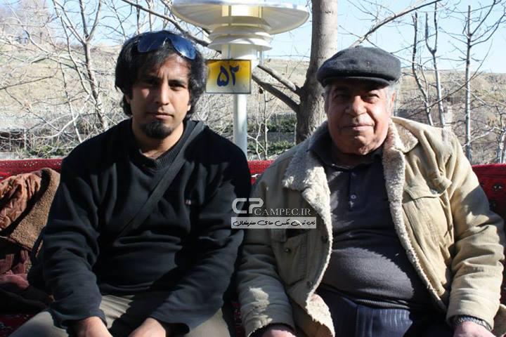 زنده یاد محمود بهرامی