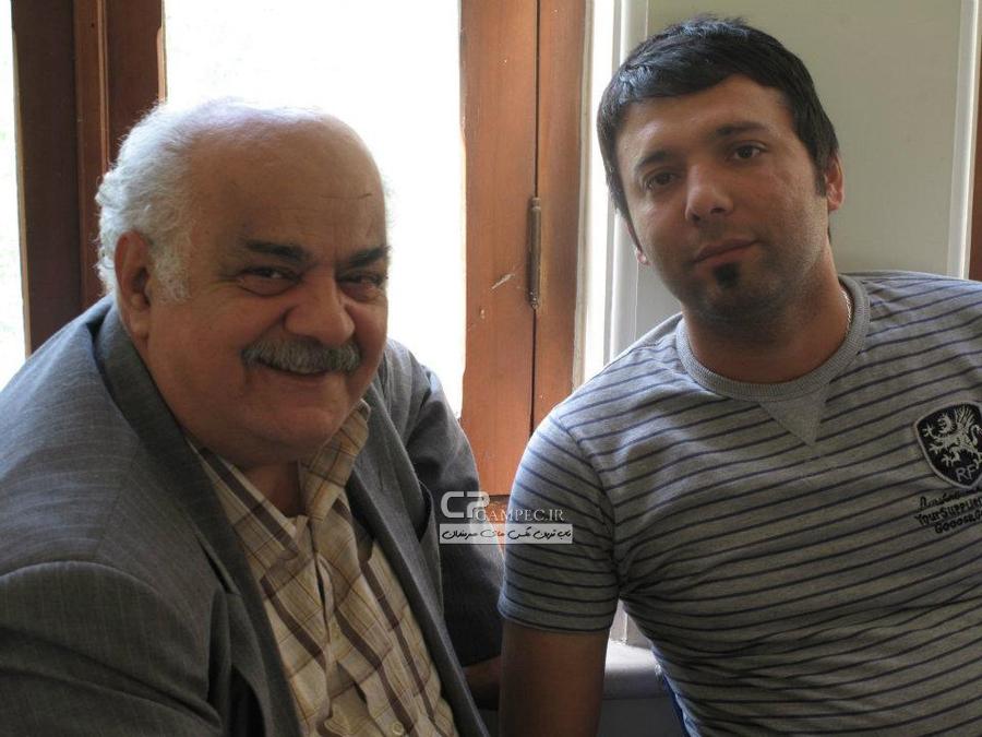 زنده یاد عباس امیری