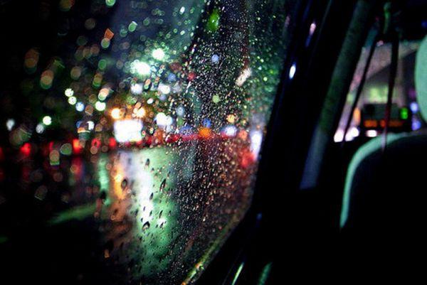 از همان روزی که در باران سوارم کردهای