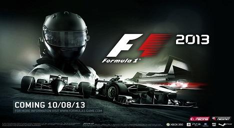 دانلود کرک بازی F1 2013