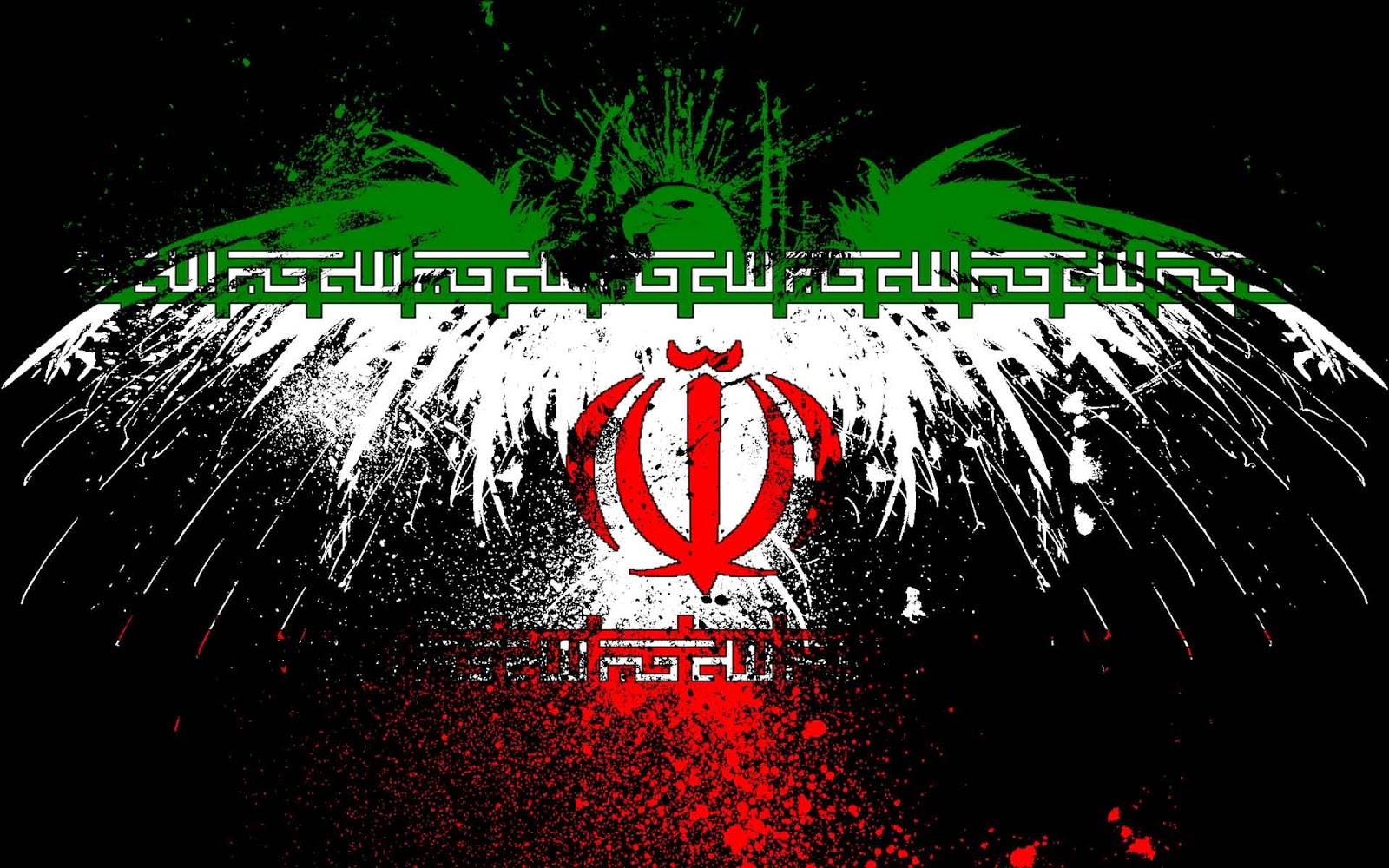 عکس پرچم ایران زیبا
