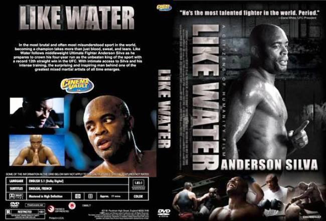 دانلود مستند اندرسون سیلوا | (Like Water (2011  - [لینک اختصاصی]
