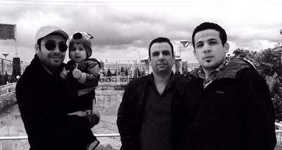عکس جدید محسن چاوشی