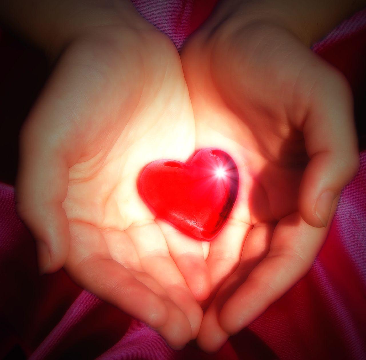 عکس عاشقانه قلب عاشق