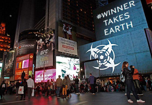 رخدادی مـرمــوز : Winner Takes Earth#