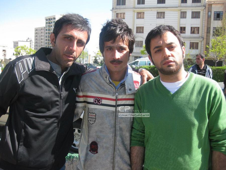 صابر ابر و حسین سلیمانی