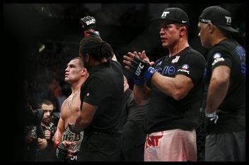 10.31.2013 : نظر GSP درباره ی مبارزه با Ben Askren | نظر Dos Santos درباره ی مبارزه ی آخرش با Velasquez