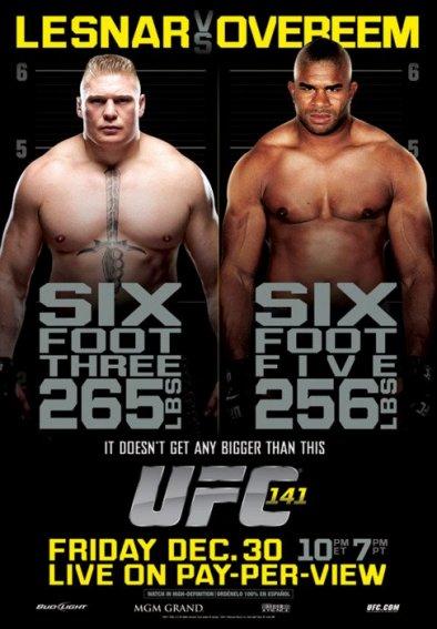 دانلود یو اف سی 141 | UFC 141: Lesnar vs. Overeem