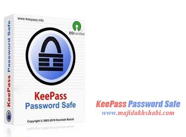نرم افزار مدیریت و حفاظت از پسوردها