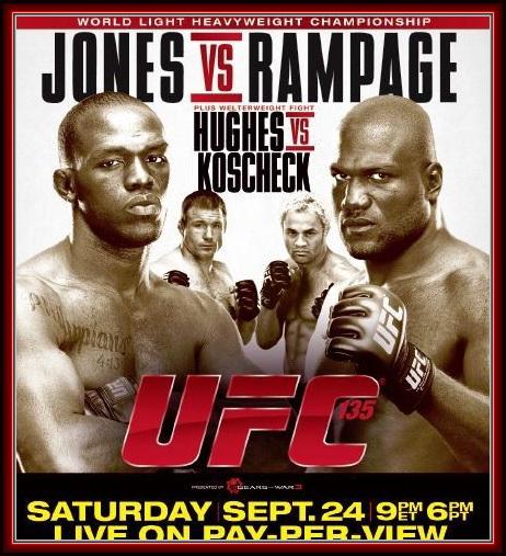 دانلود یو اف سی 135 | UFC 135: Jones.vs. Rampage