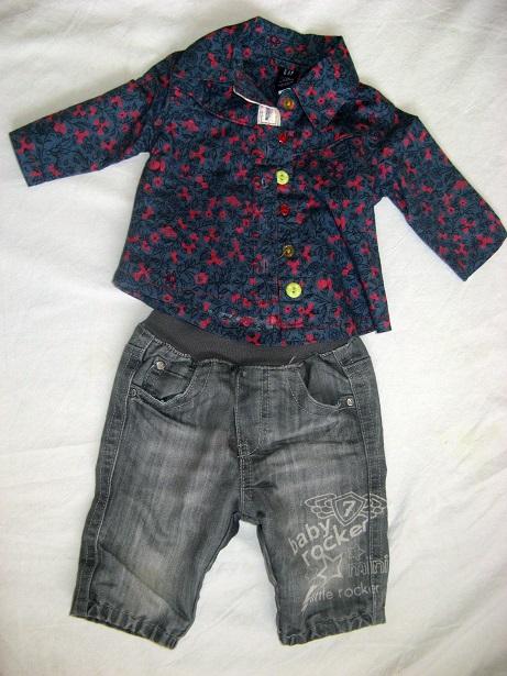 دستهبندی لباسهای بچه گانه دست دوم - آنچه گوشه کمد مانده