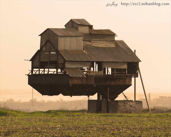 عجیبترین ساختمان ها دنیا !