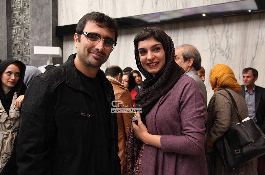عکسهای بازیگران زن ایرانی و همسرانشان