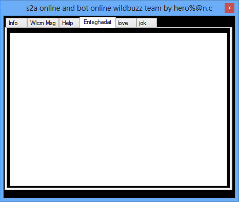 s2a online and bot online wildbuzz team by hero%@n.c Screenshot_8_