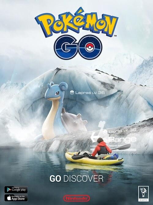 دانلود بازی جدید پوکمون گو pokemon go برای اندروید و ios