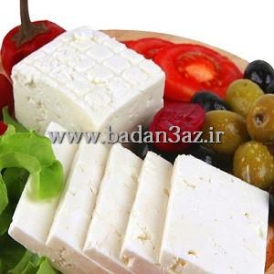پنیر برای رژیم شیش تیکه کردن بدن