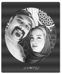 عکسهای سلفی برزو ارجمند با همسرش+بیوگرافی