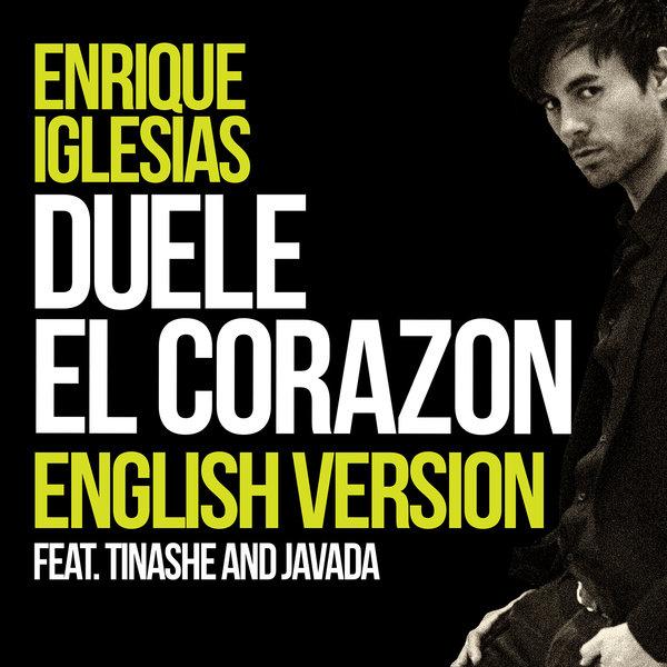 دانلود آهنگ جدید Enrique Iglesias و Tinasheو Javada به نام Duele El Corazon