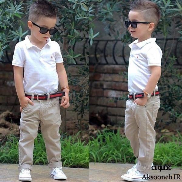 بهترین مدل های لباس تابستانه بچه گانه |  WwW.Aksooneh.IR