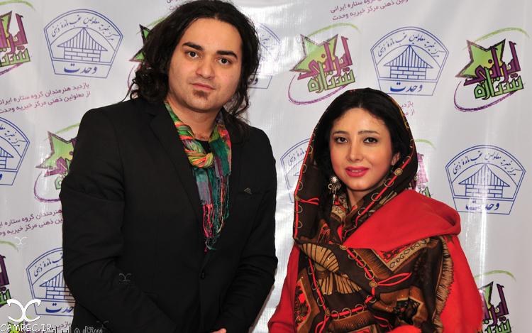 عکسها و بیوگرافی مرجان سپهری