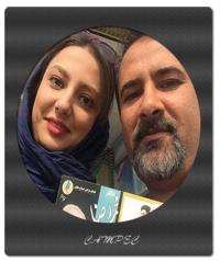 الهه حسینی و همسرش رضا دادویی+عکسها و بیوگرافی