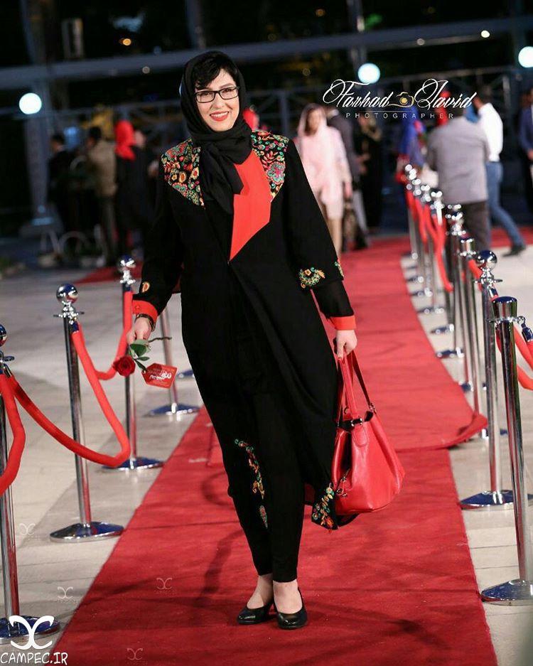 معصومه کریمی در جشن حافظ