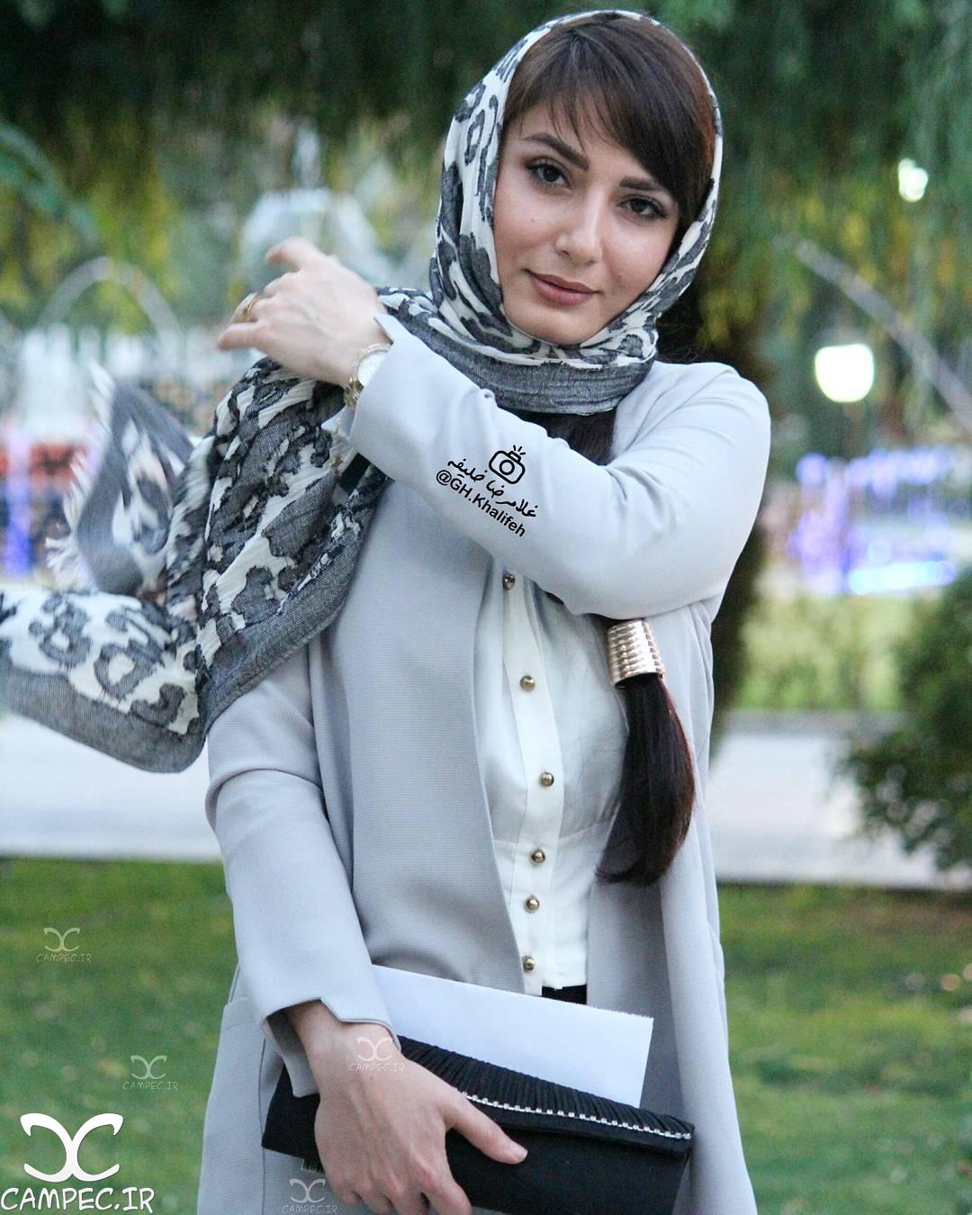 سمیرا حسن پور در جشن حافظ