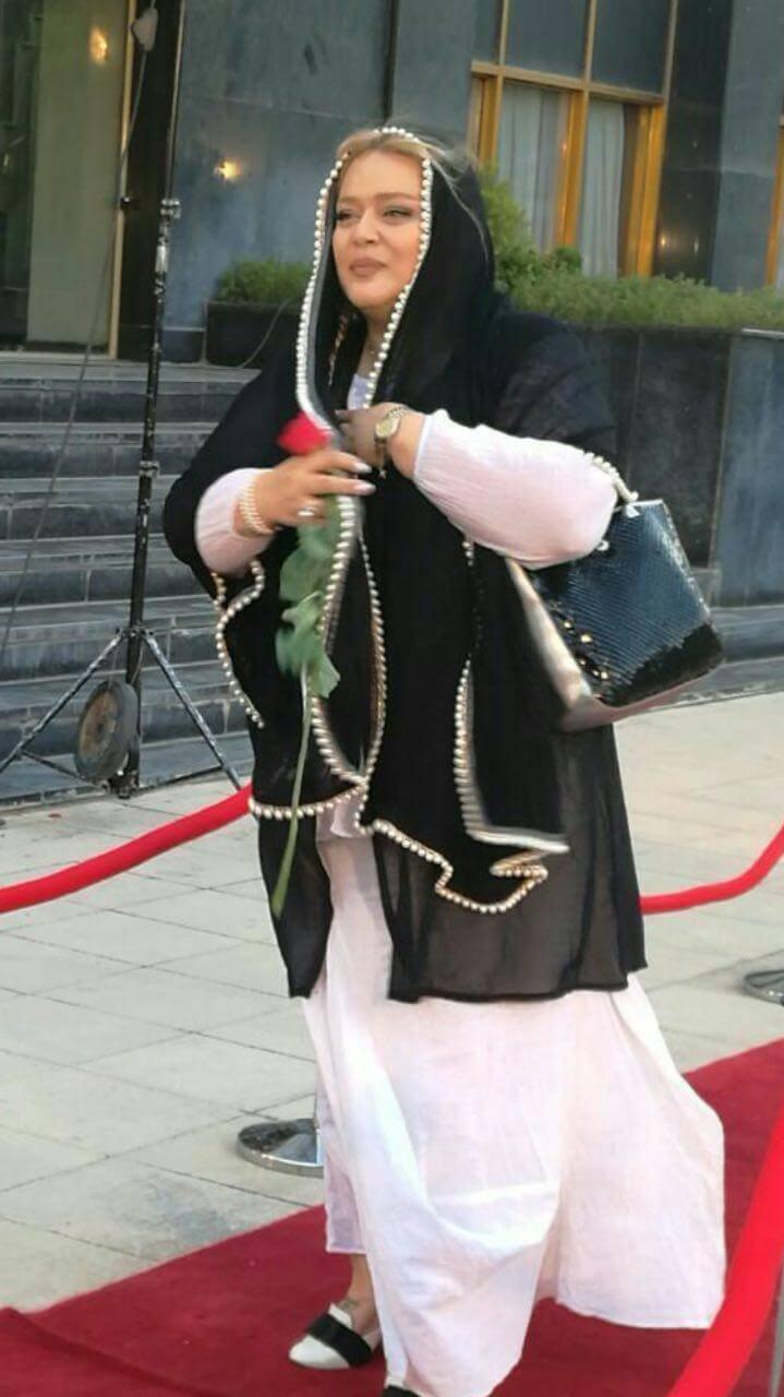 بهاره رهنما در شانزدهمین جشن حافظ 95