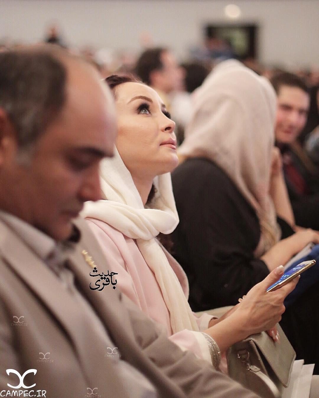 مراسم اهدای تندیس شانزدهمين جشن حافظ