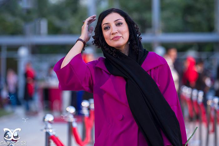 نگار عابدی در شانزدهمين جشن حافظ