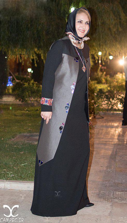فاطمه گودرزی در شانزدهمين جشن حافظ
