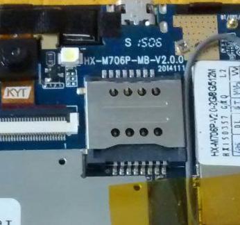 دانلود رام تبلت چینی HX-M706P-MB-V2.0.0 - فایل فلش hx-m706p-mb-v2.0.0