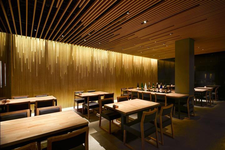 طراحی داخلی رستوران 1