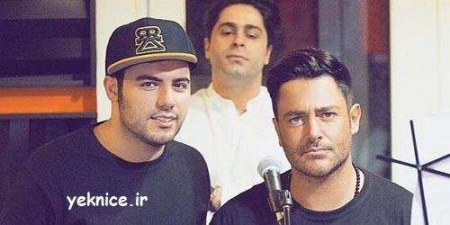 دانلود آهنگ جدید نگو نه با صدای محمدرضا گلزار + متن آهنگ