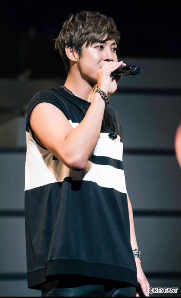 [Photo] Kim Hyun Joong Japan Mobile Site Update [2016.07.29]