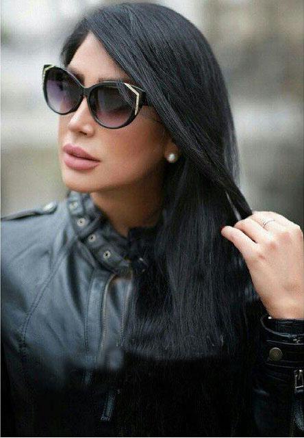 عینک آفتابی بولگاری زنانه نگین دار طرح سون 7