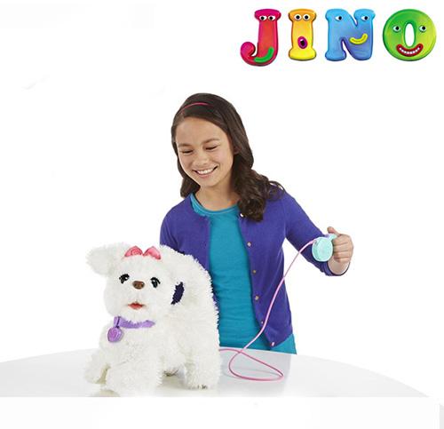ربات اسباب بازی سگ جینو Jino